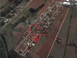 Terreno à venda em Chácaras itália, Cosmópolis cod:TE000745