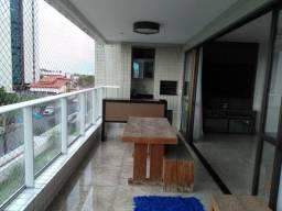Maran Imoveis Vende lindo apartamento alto padrão vista MAR no Calhau