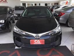 Toyota Corolla GLI 1.8 Upper - Completo C/ Banco de Couro e 20.000 Km - 2018