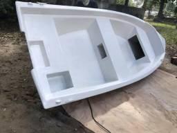 Barco de fibra - 2012