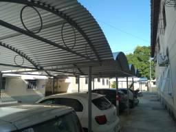 Estilo redonda garagens para condomínios