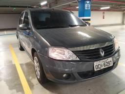 Logan Automático GNV 5° geração - 2012