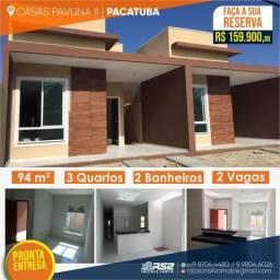 Linda Casa Pavuna - 3 Quartos - Ótima localização