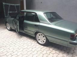 GM Opala Diplomata 4.1S, 1991, verde metalico, 6 cc original, perfeito estado - 1991