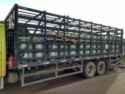Gaiola de Ferro para caminhão truck