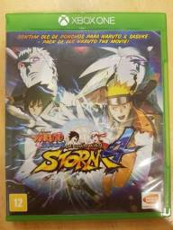 Naruto storm 4 de xbox one comprar usado  Porto Alegre