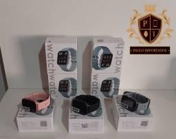 Relógio inteligente Smartwatch P8 / ENTREGA GRÁTIS!!!