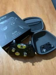 Controle Xbox one Elite - troco por Manete com P2p mais volta