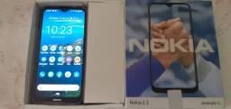 Vendo Nokia novo