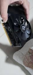 RX 550 - 2GB - Semi Nova