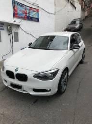 BMW 116i 1.6 turbo automática