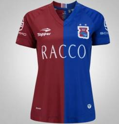 Camisa Parana Clube Feminina Topper Racco