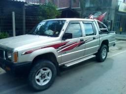 L200 - 1995 / Aceito troca carro completo