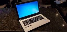 Notebook HP Pavilion 14' Branco