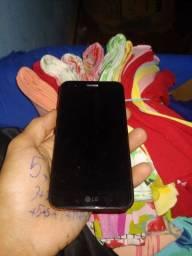 Vendo celular da Lg 2017, 32GB