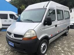 Renault master minibus 2.5 2011 completa.