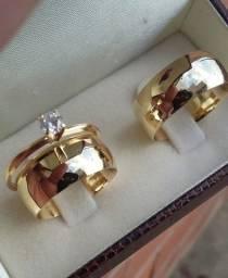 Moeda antiga-Aliancas de casamento temos loja