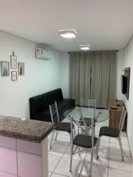Alugo apartamento mobilado na Beira Rio