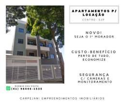Apartamento Centro de São José dos Pinhais - Condomínio barato (melhor custo-benfício)