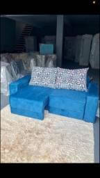 Sofás apartir  de 499 sofa modular 180x180 R$ 499,00