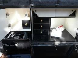 Cozinha para caminhão