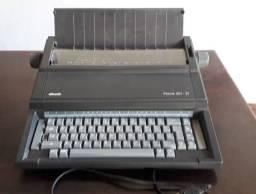 Máquina de escrever elétrica