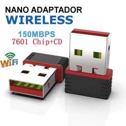 Adaptador Usb Wifi 150mbps 2.4ghz