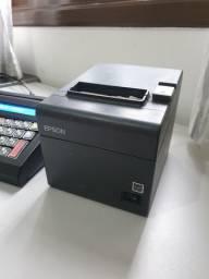 Impressora térmica de cupom Não Fiscal Epson TM-T20