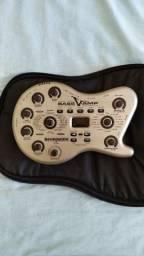 Pedaleira Bass V-AMP