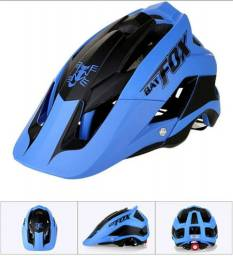 Capacete Batfox - Azul