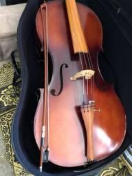 Violoncelo Nhureson 4/4 14 anos Ajustado Luthier