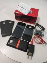 Moto Z2 Play Dual Sim 64GB Platinum 4GB Ram