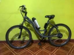 Bicicleta elétrica TwoDogs Com nota fiscal. Aceito trocas