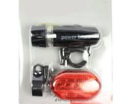 Kit Luzes para Bike em LED