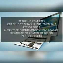 Promoção na compra de um site !