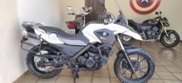 Moto BMW GS 650 2011