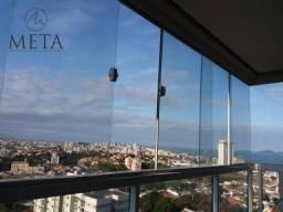 Apartamento com 3 dormitórios à venda, 76 m² por R$ 315.000,00 - Granja dos Cavaleiros - M