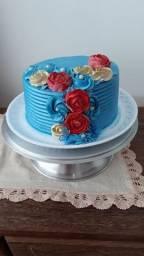 Faço bolos