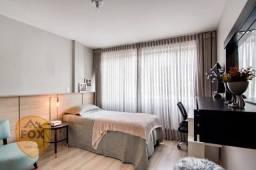 Studio com 1 dormitório para alugar, 40 m² por R$ 1.800,00/mês - Centro - Curitiba/PR
