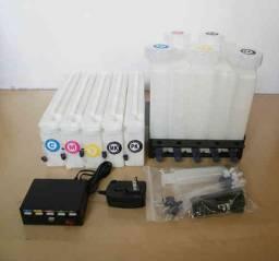 Sistema de tinta a granel para Epson bulk