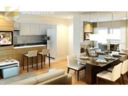 Apartamento à venda com 1 dormitórios em Anchieta, São bernardo do campo cod:38142