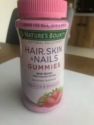 Vitamina Nature's Bounty Cabelo, Pele E Unhas 80 Gummies