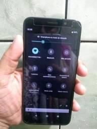 Motorola e6 plus semi novo