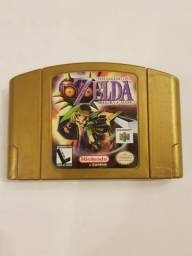 The legend of zelda majoras mask de n64, usado comprar usado  Porto Alegre