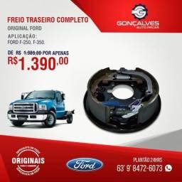 FREIO TRASEIRO COMPLETO ORIGINAL FORD F-250/ F-350