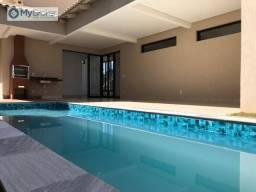Casa com 3 dormitórios à venda, 217 m² por R$ 1.200.000,00 - Residencial Goiânia Golfe Clu