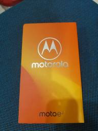 Motorola E5 novo 16gb sem uso