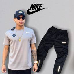 Kit da nike completo(calça e camisa)