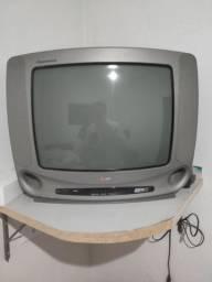 TV LG tubo 21 polegadas.
