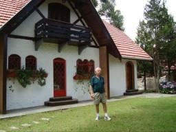Casa Campos do Jordao - Aceito permuta imovel no litoral